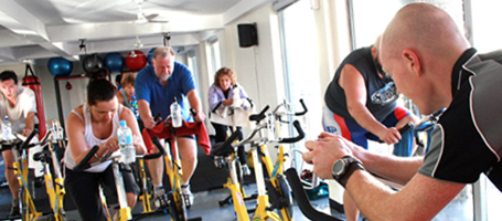 spinning almere
