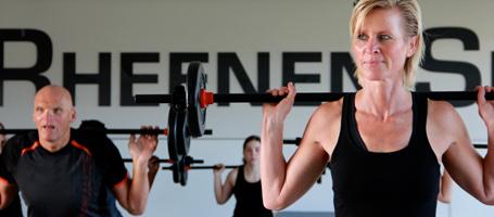 Fitness-Almere
